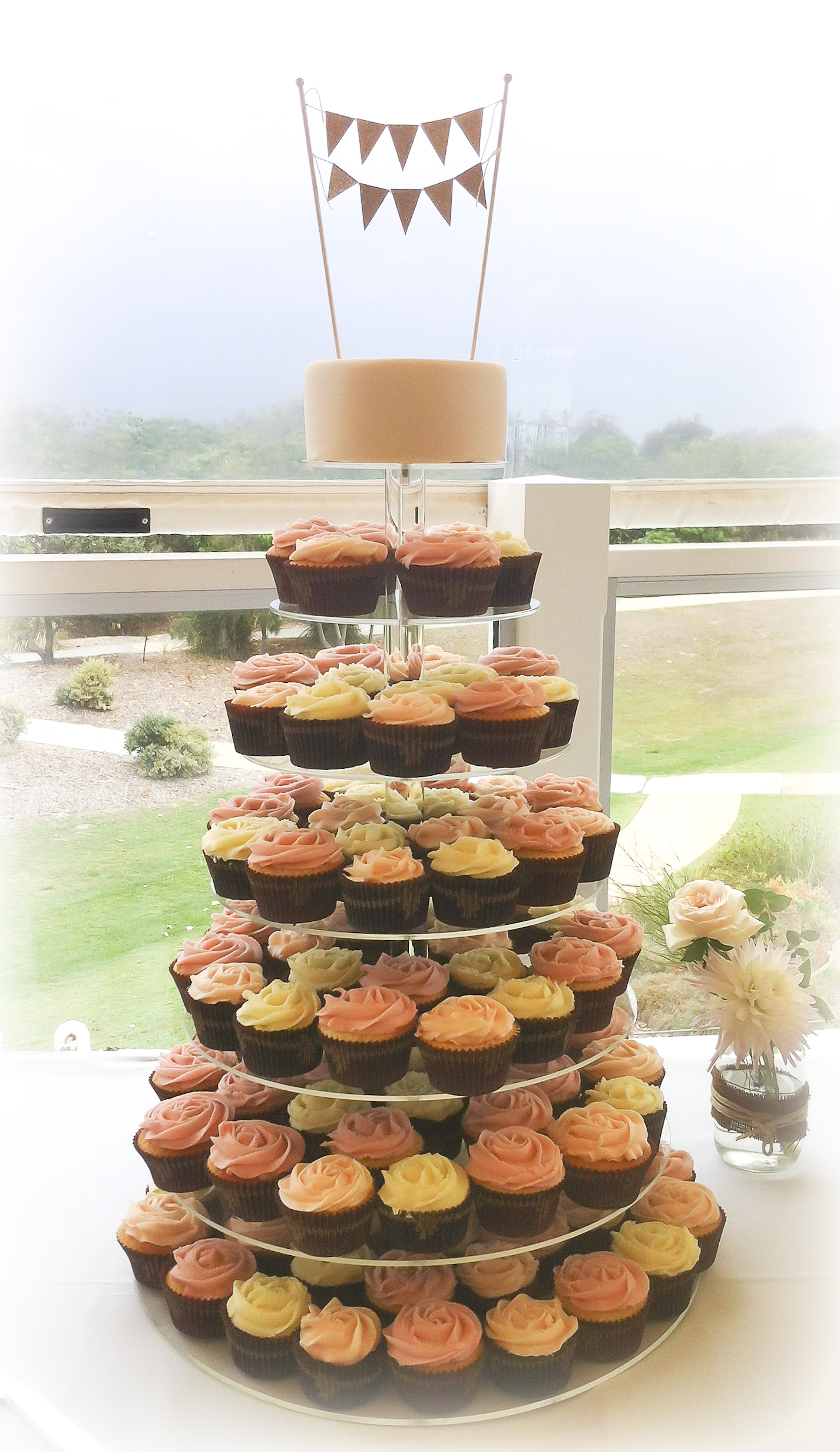 Wedding Cake Amp Cupcake Towers Cute Sweet Things