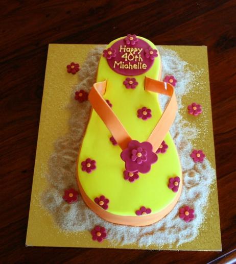 Thong cake