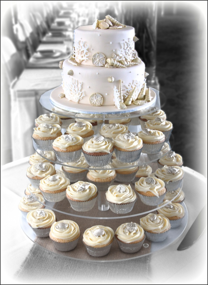 Wedding Cake Amp Cupcake Towers Cakes